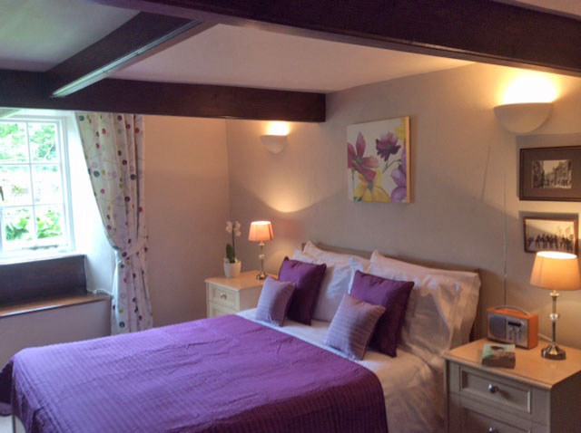 Bed and Breakfast at South Coombe Cottages, Devon