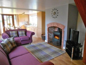 Saffi Devon Holiday Cottage