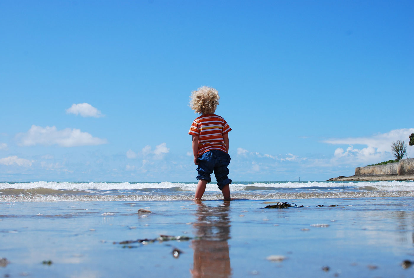 Toddler friendly holidays in Devon