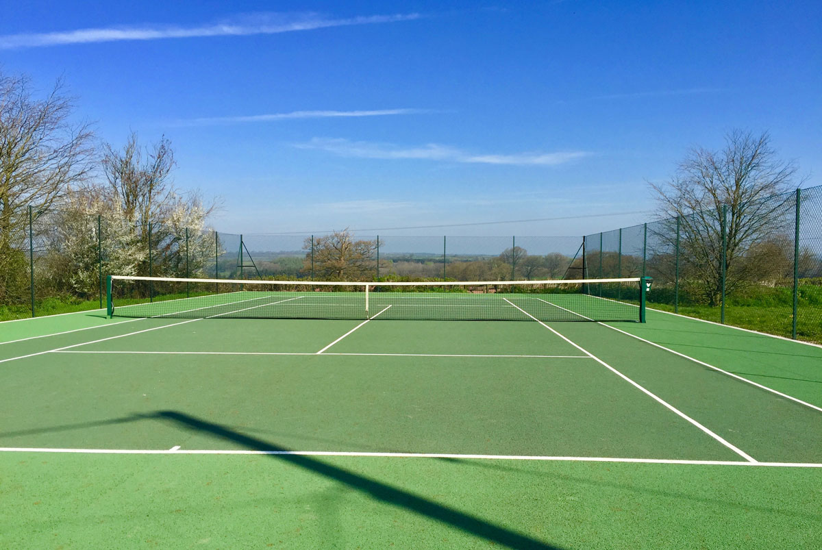 South Coombe Tennis Courts