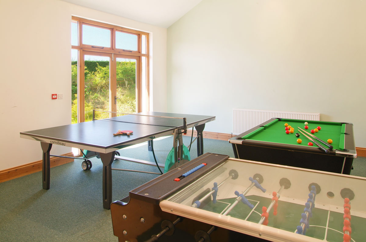South Coombe Games Room