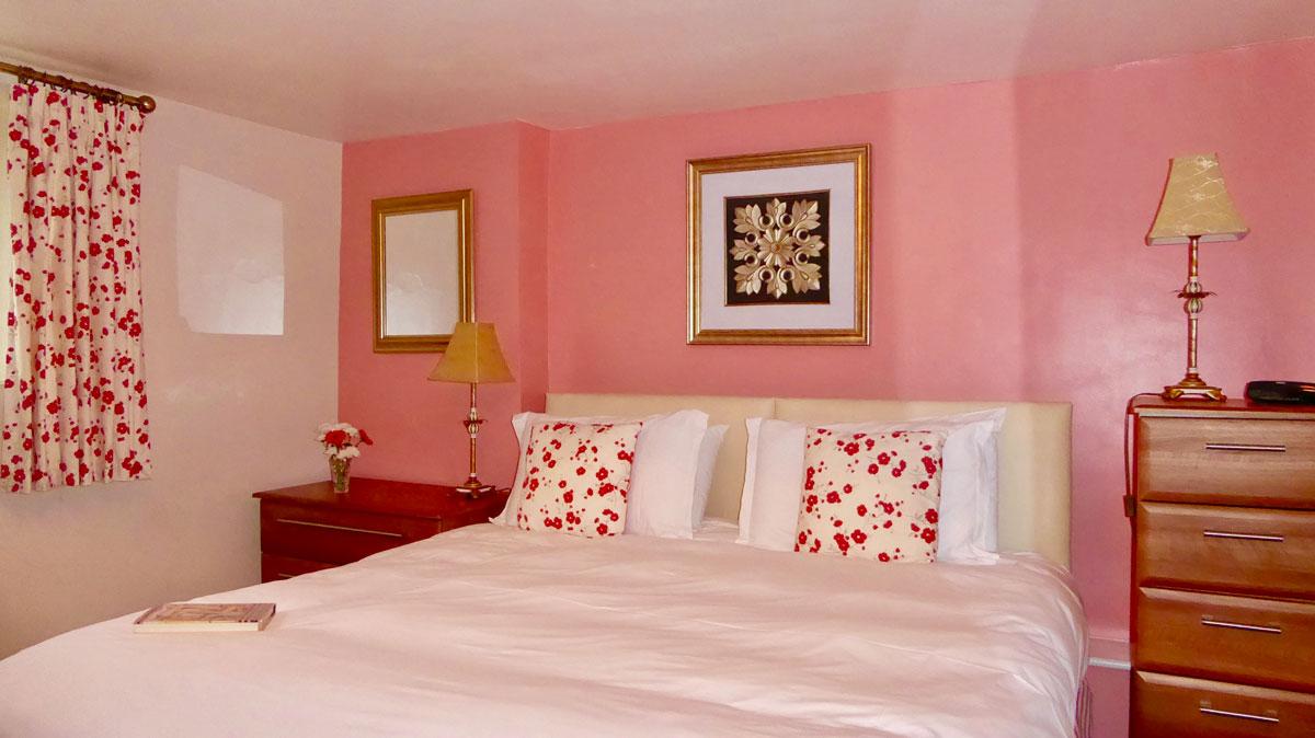 Tilly's Cottage Bedroom