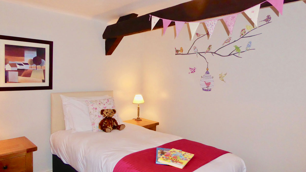 Tilly Cottage Bedroom